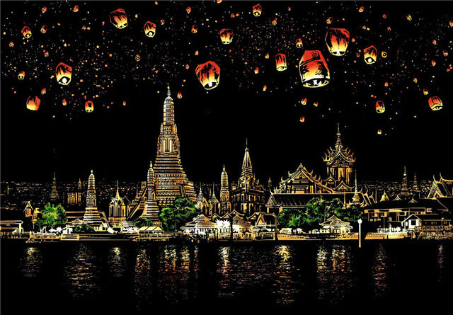 Kras Painting Thailand