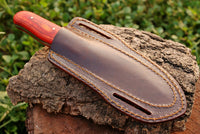 Hand Made Pure Leather Sheath For Fixed Blade Knife AH-1316