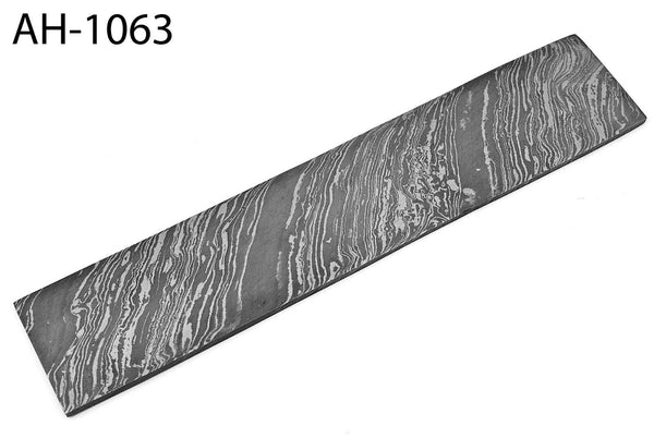 H10 inches Handmade Damascus Steel Blank Billet For Knife Making Set of 5) AH-1063