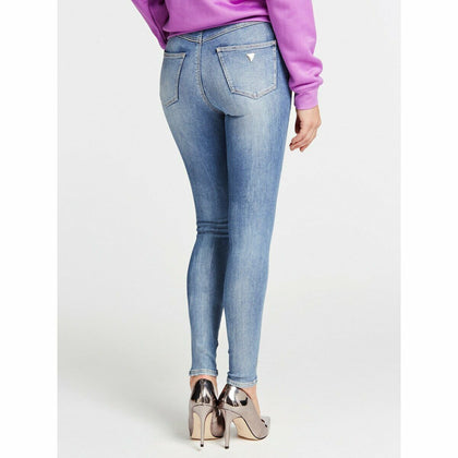 JEANS GUESS SKINNY 1981 W01A46D38R7