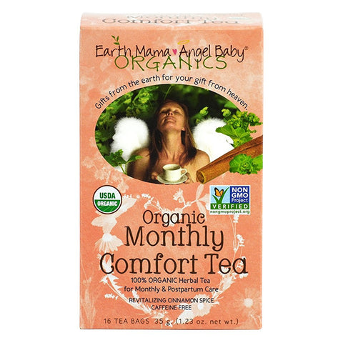 Earth Mama Baby Angel organic monthly comfort tea
