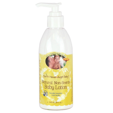 Earth Mama Baby Angel Non scented baby lotion