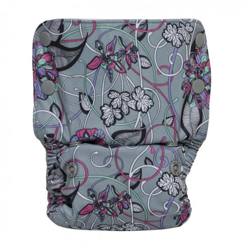 GroVia AIO Cloth Diaper, Ophelia