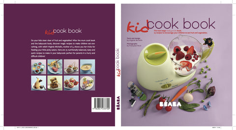 Beaba Kid Cookbook (English)