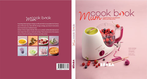 Beaba Mum Cookbook (English)