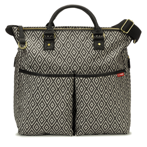 Skip Hop Duo Diaper Bag, Aztec