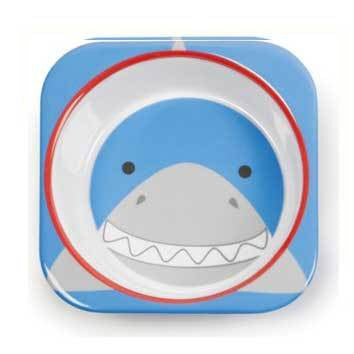 Skip Hop Zoo Tableware Bowl, Shark