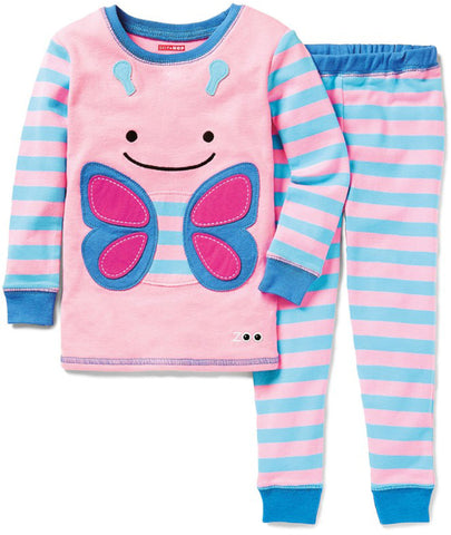 Skip Hop Butterfly Pajamas, 3T