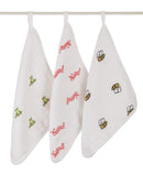 Aden + Anais Classic Washcloth Set, Mod About Baby