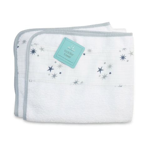 Aden + Anais Toddler Towel, Twinkle