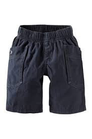 Tea Collection Side Pocket Shorts, 3, Navy