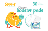 Sposie Diaper Pads, 30 Pads