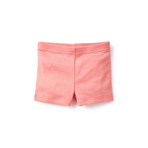 Tea Collection Somersault Shorts, 4, Pink Tulip