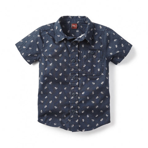 Tea Collection Anchors Aweigh Shirt, 3