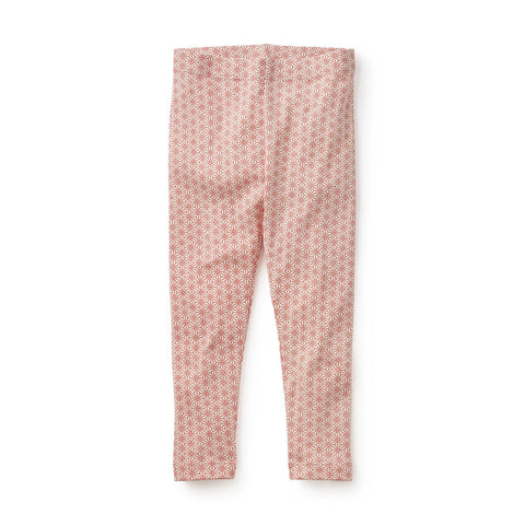 Tea Collection Hatsuyuki Leggings, 4, Soft Peach