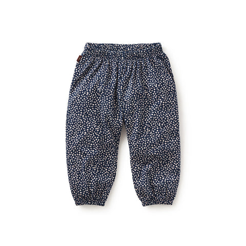 Tea Collection Minako Baby Pants, 3_6, Heritage Blue