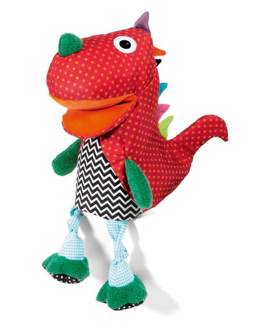 Mamas & Papas Activity Toy - Dino Puppet