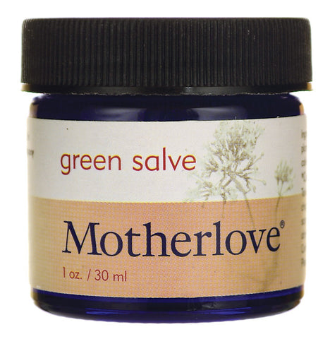 Mother Love Green Salve