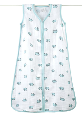 Aden + Anais Classic Sleeping Bag,Small, Jungle Jam - Elephant