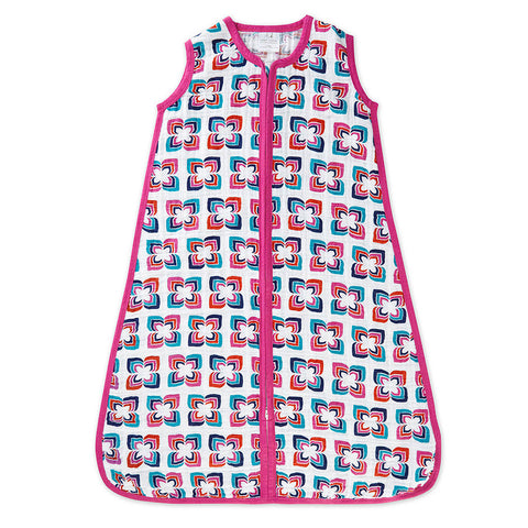 Aden + Anais Classic Sleeping Bag, Medium, Flip-Side