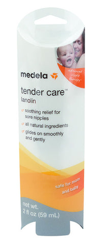 Medela Tender Care Lanolin, 2 oz