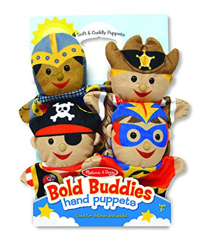 Melissa and Doug Bold Buddies Hand Puppet