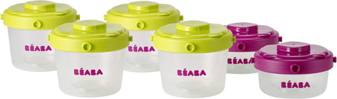 Beaba Clip Portions Set