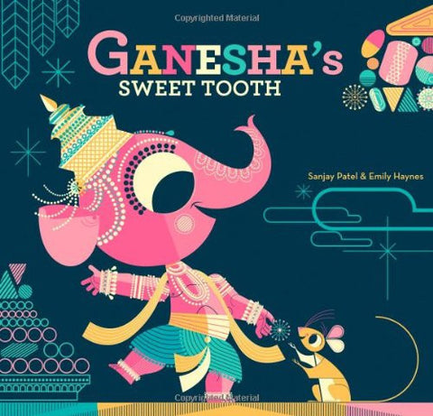 Chronicle Books Ganesha's Sweet Tooth