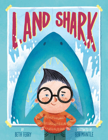 Chronicle Books Land Shark
