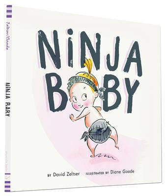 Chronicle Books Ninja Baby