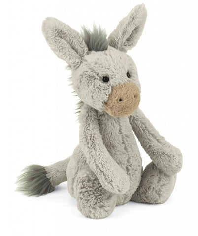 Jelly Cat Bashful Donkey, Medium