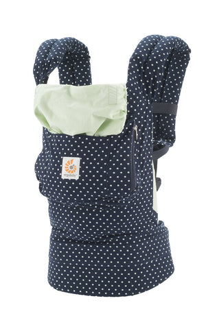 Ergobaby Original Collection, Indigo Mint Dots