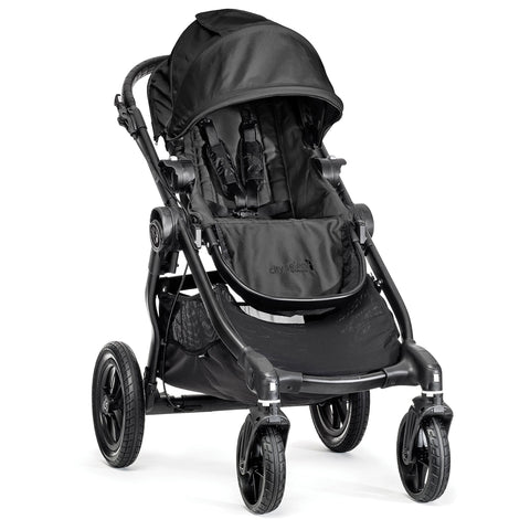 Baby Jogger City Select Single, Black