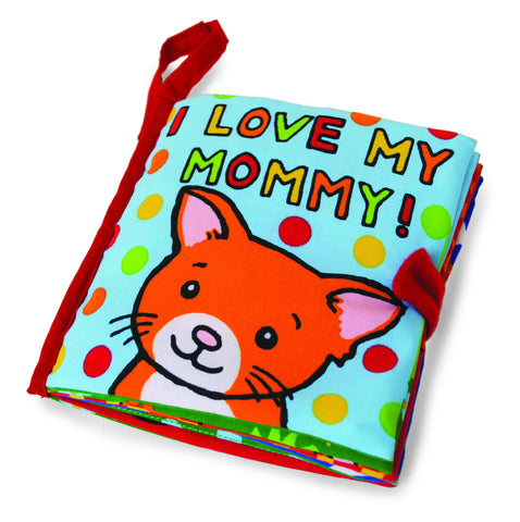 Jelly Cat I Love my Mommy Book