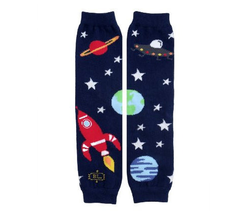 BabyLegs Galaxy Glow in the Dark