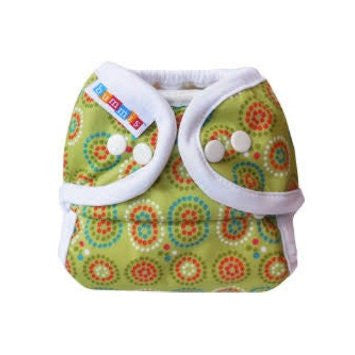 Bummis Duo Brite Wrap, Size 2, Green