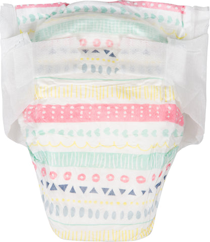 The Honest Company Diapers, Size 5, Pastel Tribal