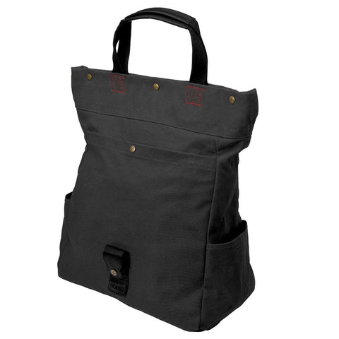 Petunia Pickle Bottom Tactical Tote, Obsidian w/change kit