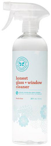The Honest Company Glass Cleaner Refill, 26oz