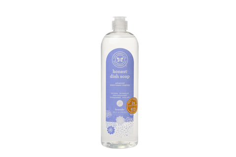 The Honest Company Dish Soap, 26.5oz, Lavender