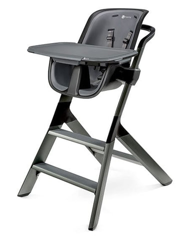 4moms High Chair, Black/Grey