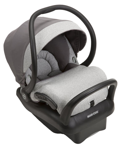Maxi Cosi Mico Max 30 Special Edition Infant Car Seat, Sweater Knit Grey