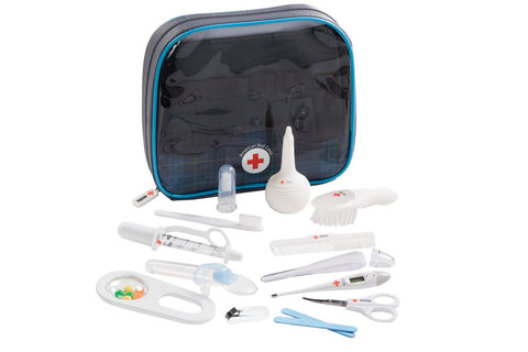 Safety First Deluxe Baby Healthcare and Grooming Kit