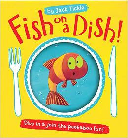 Tiger Tales Fish On A Dish!
