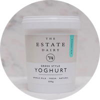ESTATE DAIRY GREEK STYLE YOGHURT