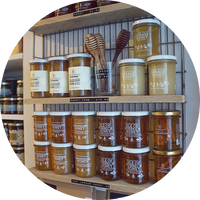 LONDON HONEY CO. HONEY