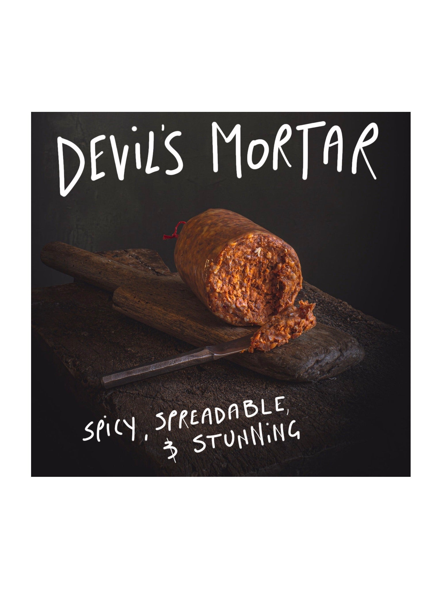 DEVIL'S MORTAR