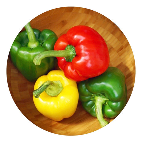 MIXED BELL PEPPERS (x3)