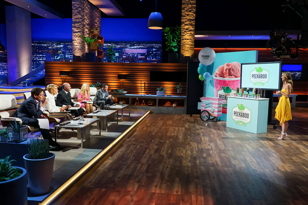 Behind The Scenes On Shark Tank...