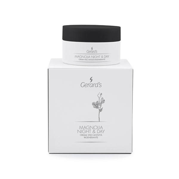 MAGNOLIA NIGHT & DAY - CREMA VISO ANTI-ETÀ RIGENERANTE - Gerard's Cosmetic Culture